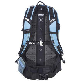 Evoc FR Enduro Team Backpack 16 L copen blue/olive/slate